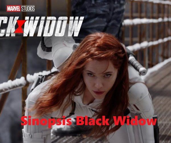 Sinopsis Black Widow , Kisah Masa Lalu Natasha Romanoff Sebelum Bergabung Dengan Avengers